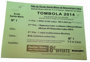 Billetteries et tickets